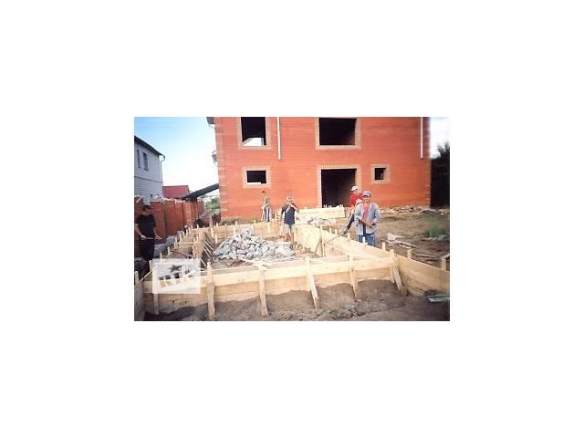 бу Строительные работы в Виннице