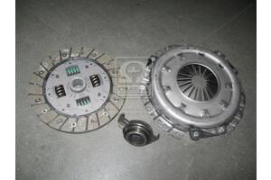 Сцепление (диски нажимной и ведущий, подшипник) нового образца ВАЗ 2109,2108 86- (Пр-во LUK)