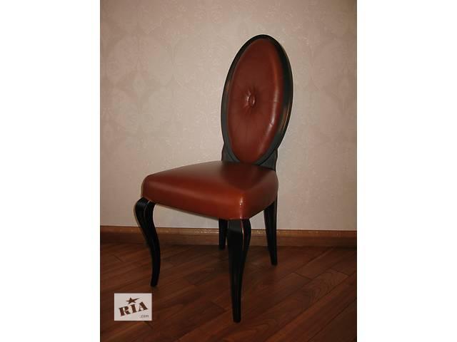 стулья c овальной спинкой- объявление о продаже  в Хмельницком