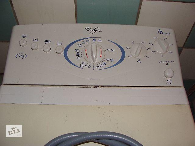 бу Стиральная машина Whirlpool AWT 2288/3 в Киеве