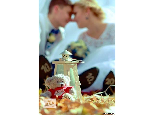 Свадебная фото и видеосъёмка в Житомире- объявление о продаже  в Житомире
