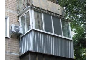 Розширення балкону