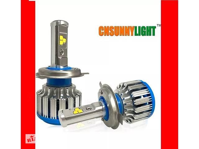 продам Светодиодные LED лампы в фары H1/H3/H7/H4 бу в Хмельницком