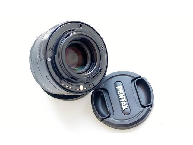 Распродажа. Светосильный фикс объектив Pentax DA 50mm f1.8- объявление о продаже  в Киеве