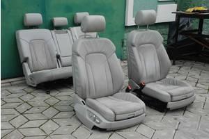 Сидения Audi Q7