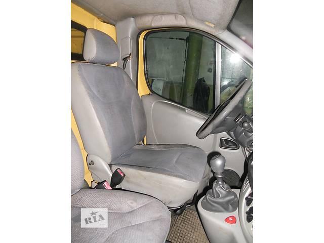 Сиденье водительское, пассажирское на Renault Trafic, Opel Vivaro, Nissan Primastar- объявление о продаже  в Ровно