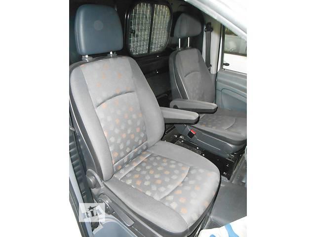 Сидение переднее, сиденья, сидіння переднє Мерседес Вито Віто (Виано) Mercedes Vito (Viano) 639- объявление о продаже  в Ровно