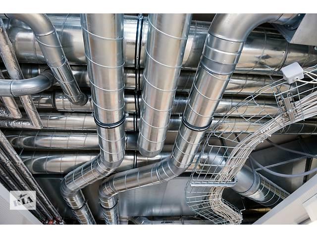 Системы вентиляции и кондиционирования (проектирование и монтаж)- объявление о продаже  в Кропивницком (Кировоград)