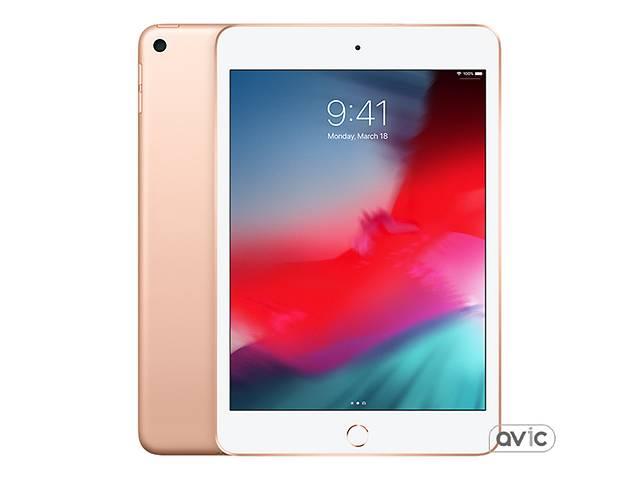 купить бу Планшет Apple iPad mini 5 Wi-Fi 64GB Gold (MUQY2) в Харькове