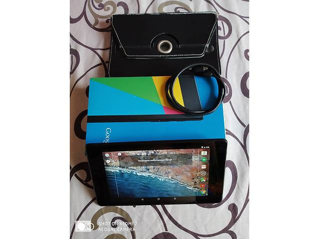 Планшет Asus Google Nexus 7 2013 16gb- объявление о продаже  в Маріуполі