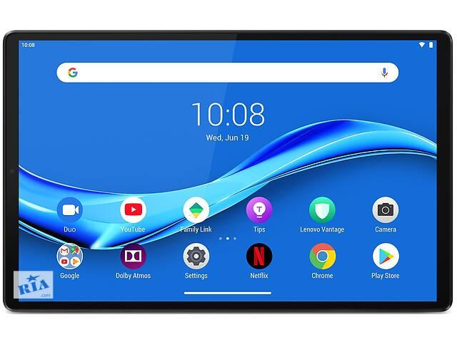 Планшет Lenovo Tab M10 Plus FHD 4/64 WiFi Iron Grey (ZA5T0080UA)- объявление о продаже  в Києві