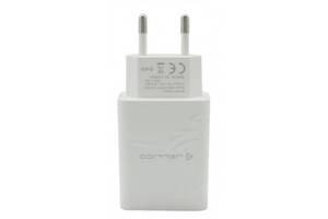 СЗУ Jellico AQC31/32 1USB QC3.0 White (Код товара:8681)