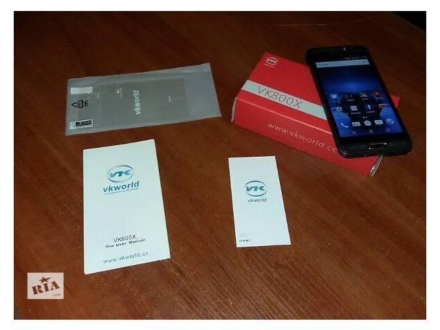 купить бу Телефон vkworld vk800x в Тульчине
