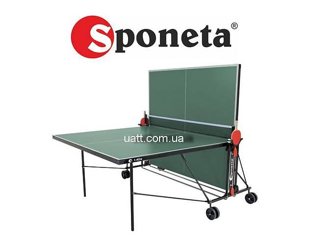 Теннисный стол всепогодный SPONETA S1-42 е 4 мм- объявление о продаже  в Киеве