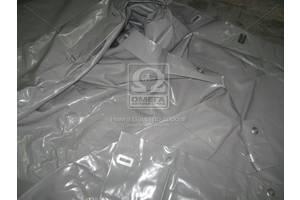 Тент ГАЗ 3302 (стар.обр.под веревку) (двухслойная  ткань,цвет серый)