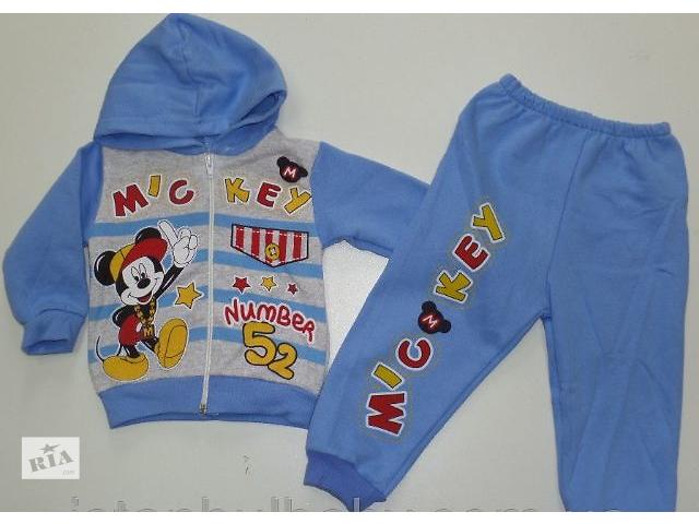 Теплі костюми для хлопчиків і дівчаток 1-2 роки Туреччина- объявление о  продаже в 03fc04f2f5fde