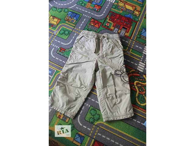 Теплые спортивные штаны NEXT- объявление о продаже  в Киеве