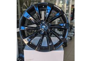 Tesla_ Model S диски R19, тесла модель з_ турбіна
