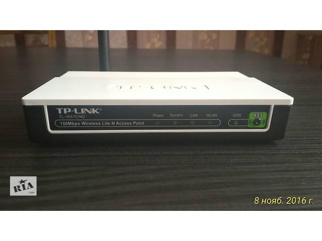 бу Точка доступа TP-Link TL-WA701ND в Драбове