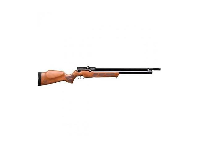 купить бу Пневматическая винтовка Kral Puncher Mega Wood PCP 4,5 мм (PMW) в Киеве