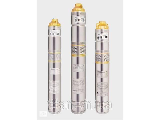 продам Насос глубинный центробежный EUROAQUA  БЦПЭ-1.8-50-0,55 kw (50 м.кабеля) бу в Вінниці