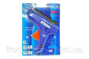 Пистолет клеевой 11мм (PW-60W) с кнопкой