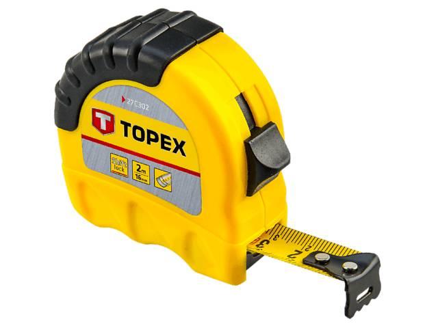 бу Рулетка измерительная TOPEX 3м 27C303 в Киеве