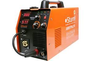 Зварювальний інверторний напівавтомат (MIG/MAG,MMA, 310А) Sturm AW97PA310