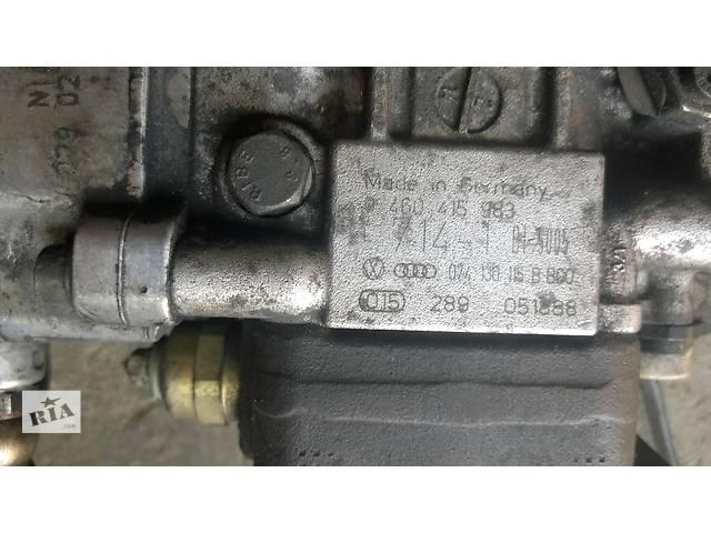 купить бу  Топливный насос высокого давления/трубки/шест для легкового авто Volkswagen T4 (Transporter) в Львове