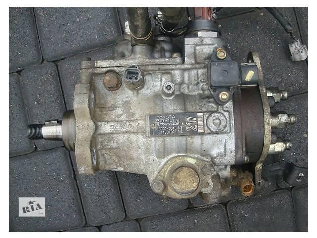 Топливный насос высокого давления/трубки/шест Toyota Land Cruiser 4.2 TD- объявление о продаже  в Ужгороде