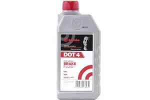Тормозная жидкость 0.5л dot4 BREMBO, БИД Амулет