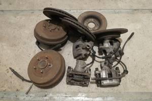 Тормозные диски Ford Focus