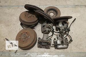 Тормозные механизмы Ford Focus