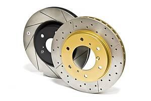 Новые Тормозные диски Nissan Primastar груз.