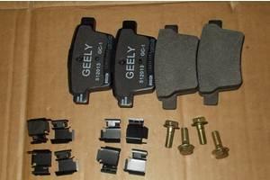 Новые Тормозные колодки комплекты Geely Emgrand 8
