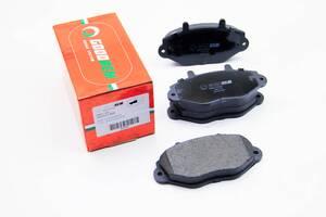 Тормозные колодки комплект/накладки для Ford Transit 1986-2000