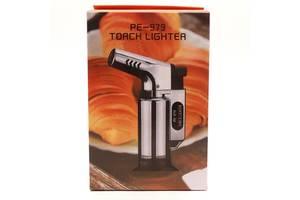 Газовая горелка PЕ-979 torch lighter + ГАЗ