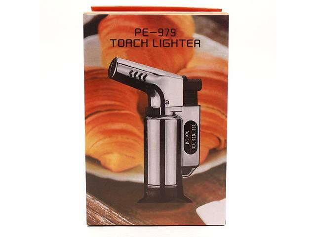 купить бу Газовая горелка PЕ-979 torch lighter + ГАЗ в Києві
