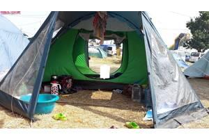 б/у Палатки шестиместные Holiday