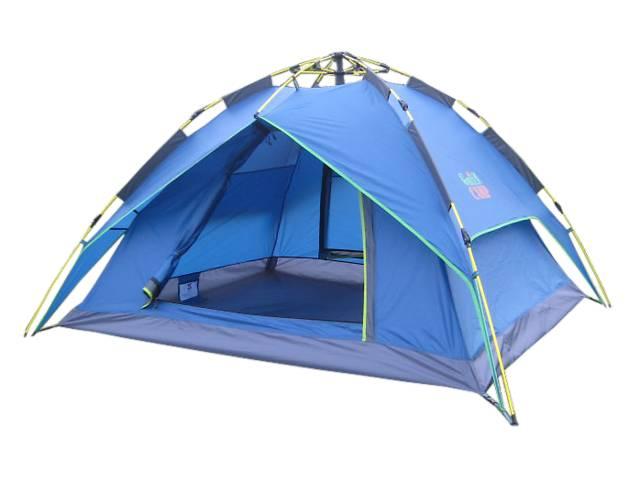 купить бу Палатка автоматическая трехместная Green Camp 1831 в Одессе