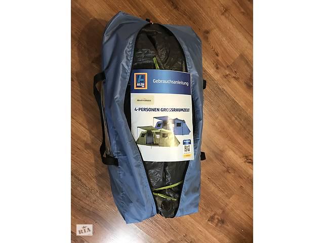 продам Продам 4-х местну палатку Adventuridge на 3 секції бу в Березному