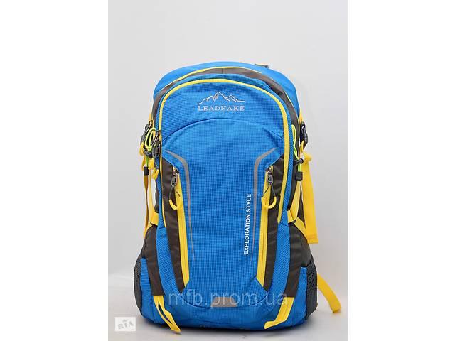 купить бу Туристический дорожный рюкзак Lead Hake 35 литров / 35L с металлическим каркасом LeadHake в Дубно