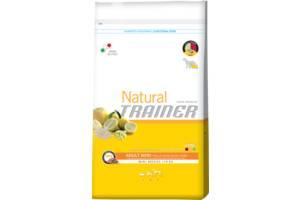 Trainer natural Adult Mini ( chicken rice & Aloe Vera)