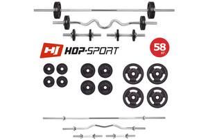 Новые Гантели и гири Hop-Sport