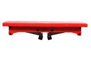 Скамья горизонтальная складная WCG Red