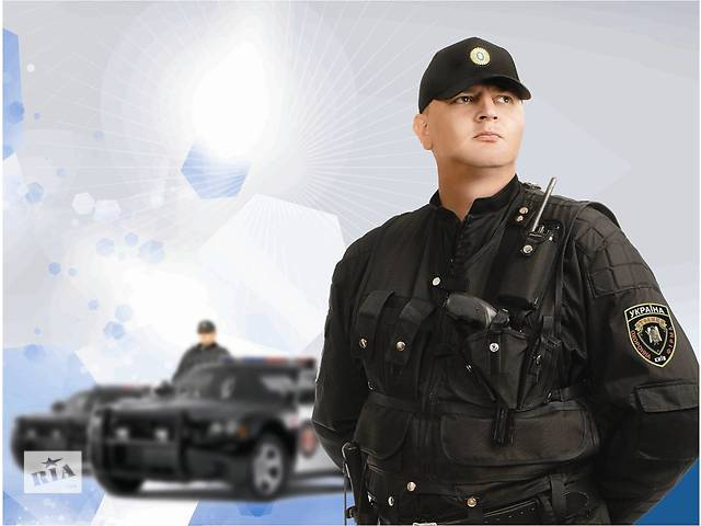 бу Требуются охранники знание английского языка в Харькове
