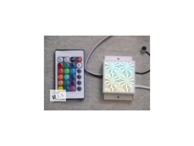 Цветомузыка-цветомузыкальная установка- объявление о продаже  в Черкассах