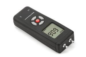 Цифровой дифференциальный манометр, дифманометр для газовых котлов