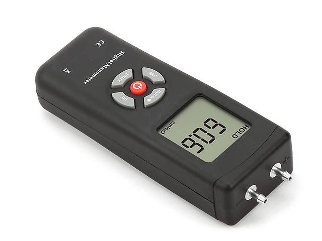 купить бу Цифровой дифференциальный манометр, дифманометр для газовых котлов в Виннице