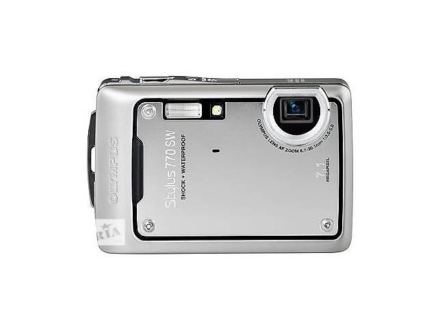 бу Цифровой фотоапарат olympus stylus 770 sw в Виноградове